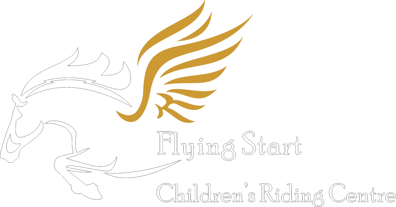 Flying Start Children's Riding Centre logo